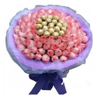 Send Valentines Gifts to India : Send Valentine Flowers to India