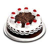 Cakes to India and order 500 gm Black Forest Cakes in India
