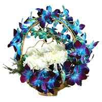 Order Online Valentines Day Flowers to India