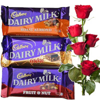 Online Chocolate delivery in India : valentine's Day Gifts in India