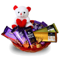 Valentine's Day Gifts to India as well as Chocolates in India