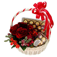 Online Valentine's Day Chocolates to Gurgaon : Gifts to India