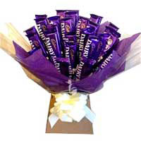 Best 32 Pcs Snickers Chocolate Box in Hyderabad Online on Rakhi