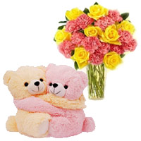 Deliver Valentine's Day Flowers in India