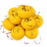 Send Diwali Gifts to India. 250 gm Kesar Peda