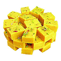 Diwali Gifts in India including 500 gm Soan Papdi