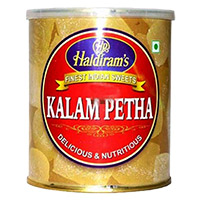 Diwali Gifts to India. 1 kg Haldiram Kalam Petha