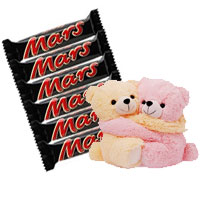 Send 6 Mars Chocolates to India. Diwali Gifts Delivery in India