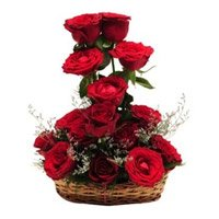 Send Roses to India : Valentine's Day Flowers Delivery in India