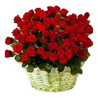 Online Rose Day Flower Delivery in India : Red Roses India