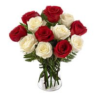 Deliver Valentine Flowers to India