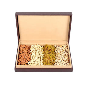 Send Mother's Day Gifts to Thanjavur. 1 Kg Mix Dry Fruits