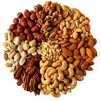 Send Rakhi Gifts to India. 1 Kg Mixed Dry Fruits on Rakhi