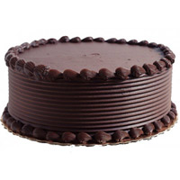 Rakhi Cake India including 500 gm Chocolate Cake