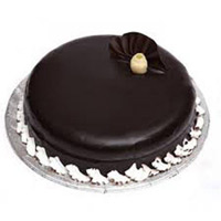 Christmas Cakes to Vellore. 1 Kg Chocolate Truffle Cake in Vellore