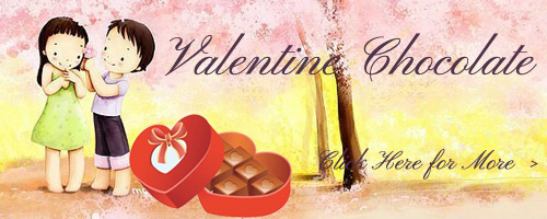 Valentine's Day Chocolates to Calicut
