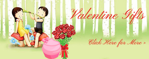 Valentine's Day Gifts to Ahmedabad
